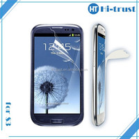 Hot! Front and Back Full Body Protective Film Guard cheapest high definition Screen Protector for Samsung Galaxy S3