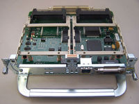 Cisco NM-1E2W One-port Ethernet, plus two WAN interface card slots