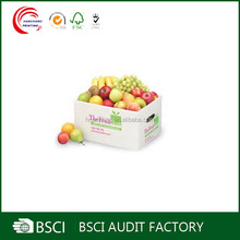 High quality cardboard boxes vegetables fruit