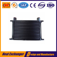 aluminum plate automatic transmission oil cooler
