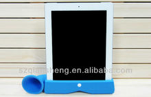 iHorn Natural Acoustic Amplifier Stand for iPad 2