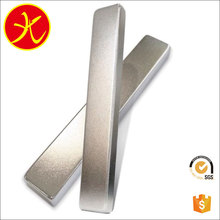 Strong magnetic force long thin block neodym magnet