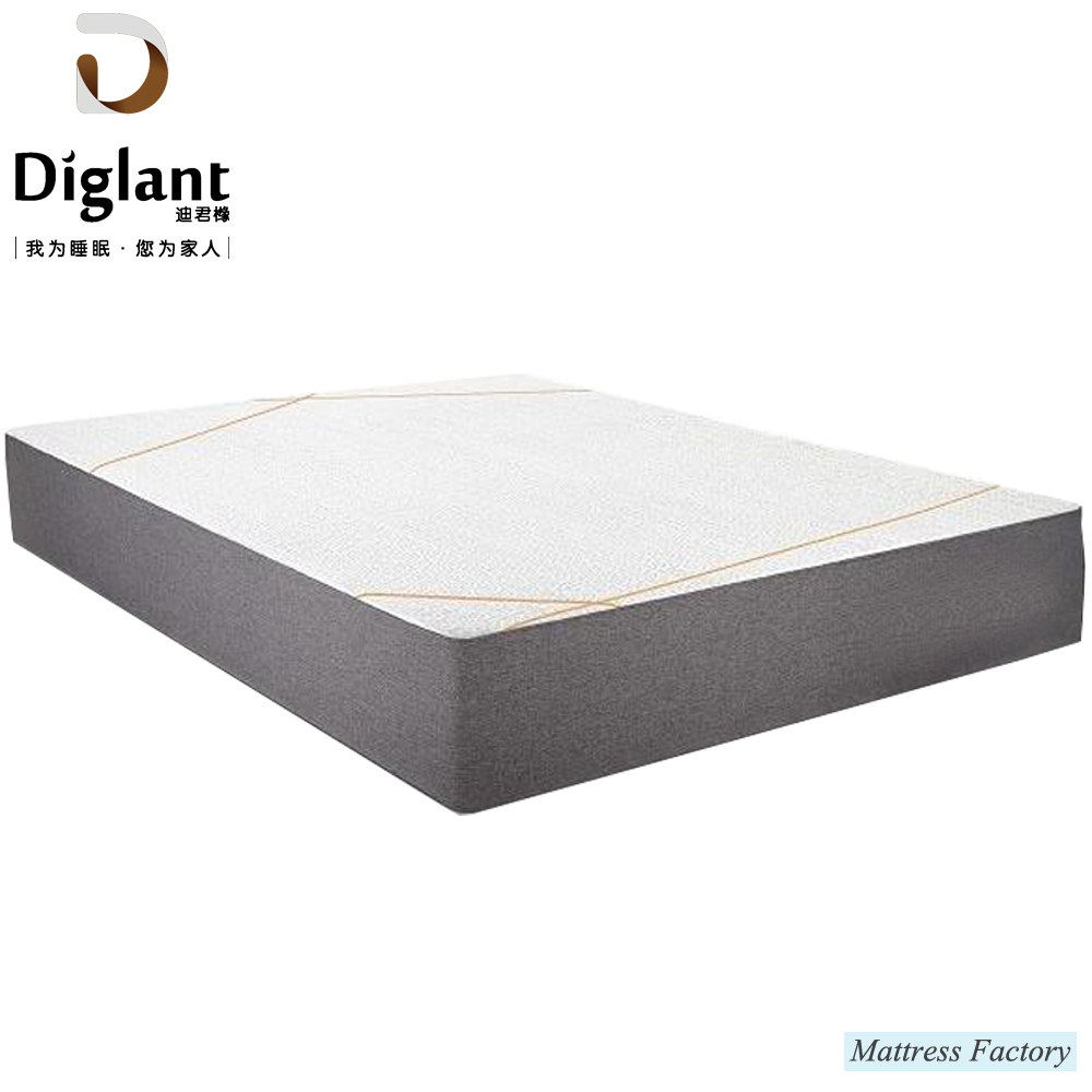 Healthy Sleep Comfortable Medium Firmness Twin King Size Chinese High Quality Bed Mattress - Jozy Mattress | Jozy.net