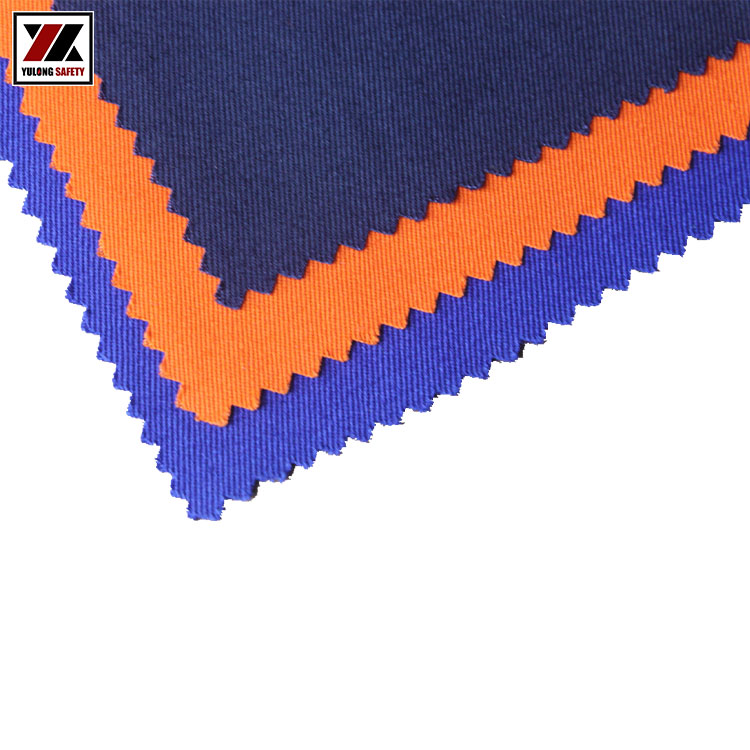High Quality ESD Fire Retardant Fabric for Fire Proof Work Wear