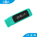 Bluetooth 4.0 Nordic 52832 Fit Android & iOs Smart Fitness Band Waterproof Fitness Tracker