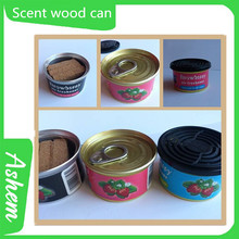 New arrival wholesale customized scented wood air freshener , M-816