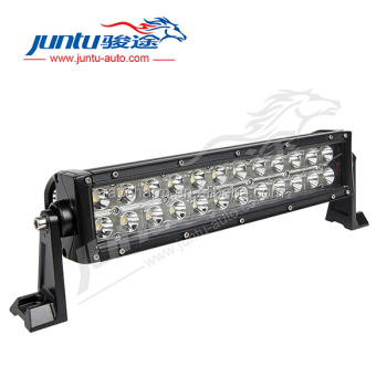 "13.5"" 72w 5040lm 10-30v DC IP67 Waterproof Led Driving Light Bar 72w waterproof led offroad light bar"