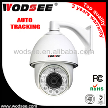 High Speed Dome PTZ Camera with 680TVL 150m IR LED Video Analysis Dimming and Auto-tracking Intelligent