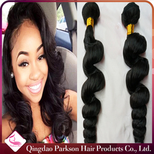 8a Grade Virgin Unprocessed Human Hair Brazilian Loose Wave Virgin Hair Hot Sell Top Quality Cheap Loose Wave Human Hair