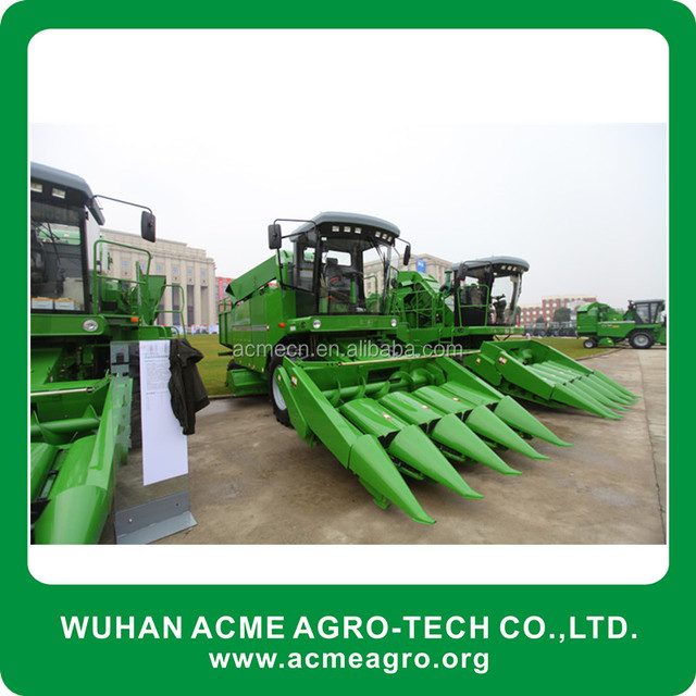 High Efficiency new agriculture machine corn harvester Advanced Technology and Efficient Operation.