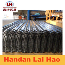 Corrugated Steel Roofing Tile or sheet/ Corrugated Metal Roof Sheet/ Tiles for Sale