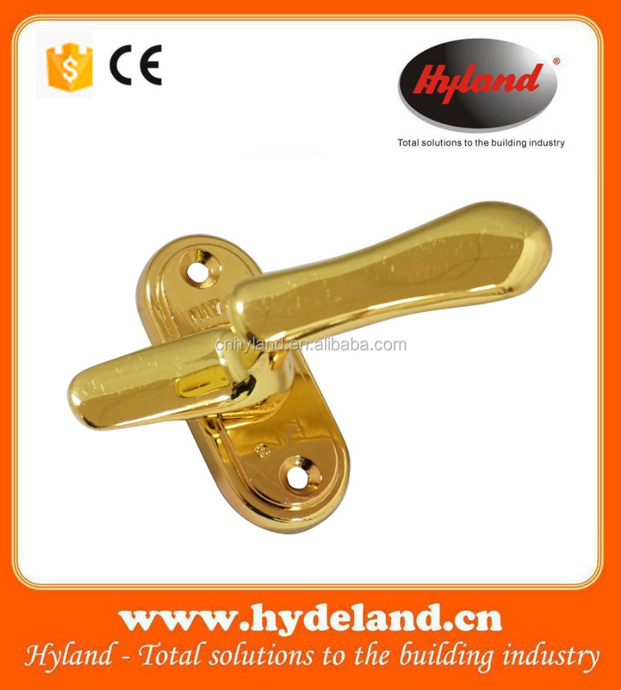 89x60mm Aluminium sliding window security lock