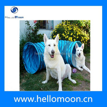 Outdoor Huge Foldable Dog Agility Tunnel