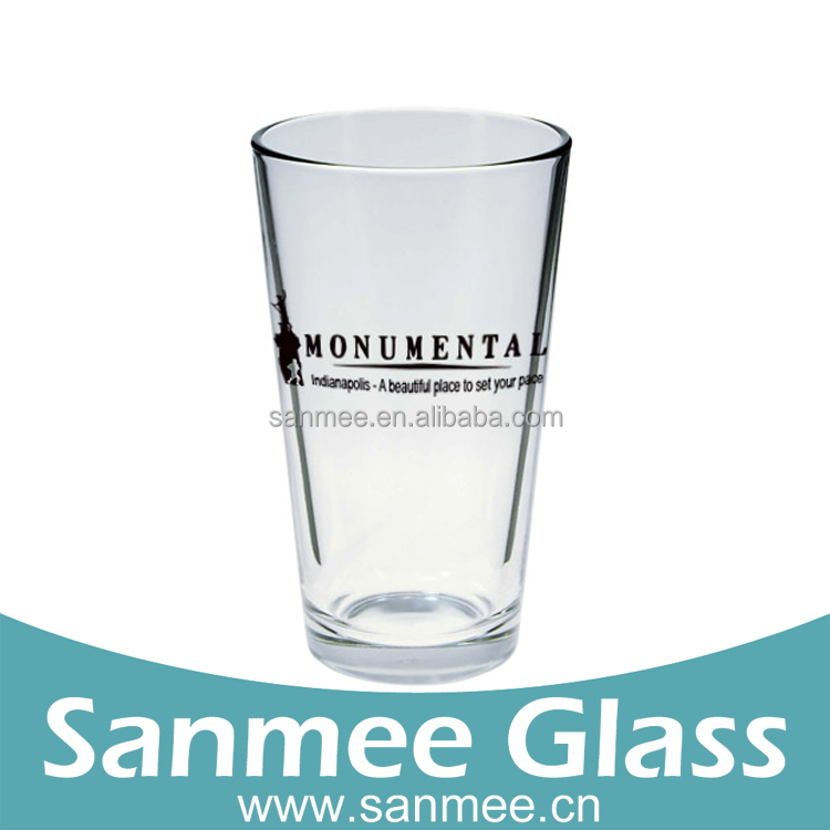 Advertising Glass Cup Glass Tumbler Drinking Wholesale Glassware