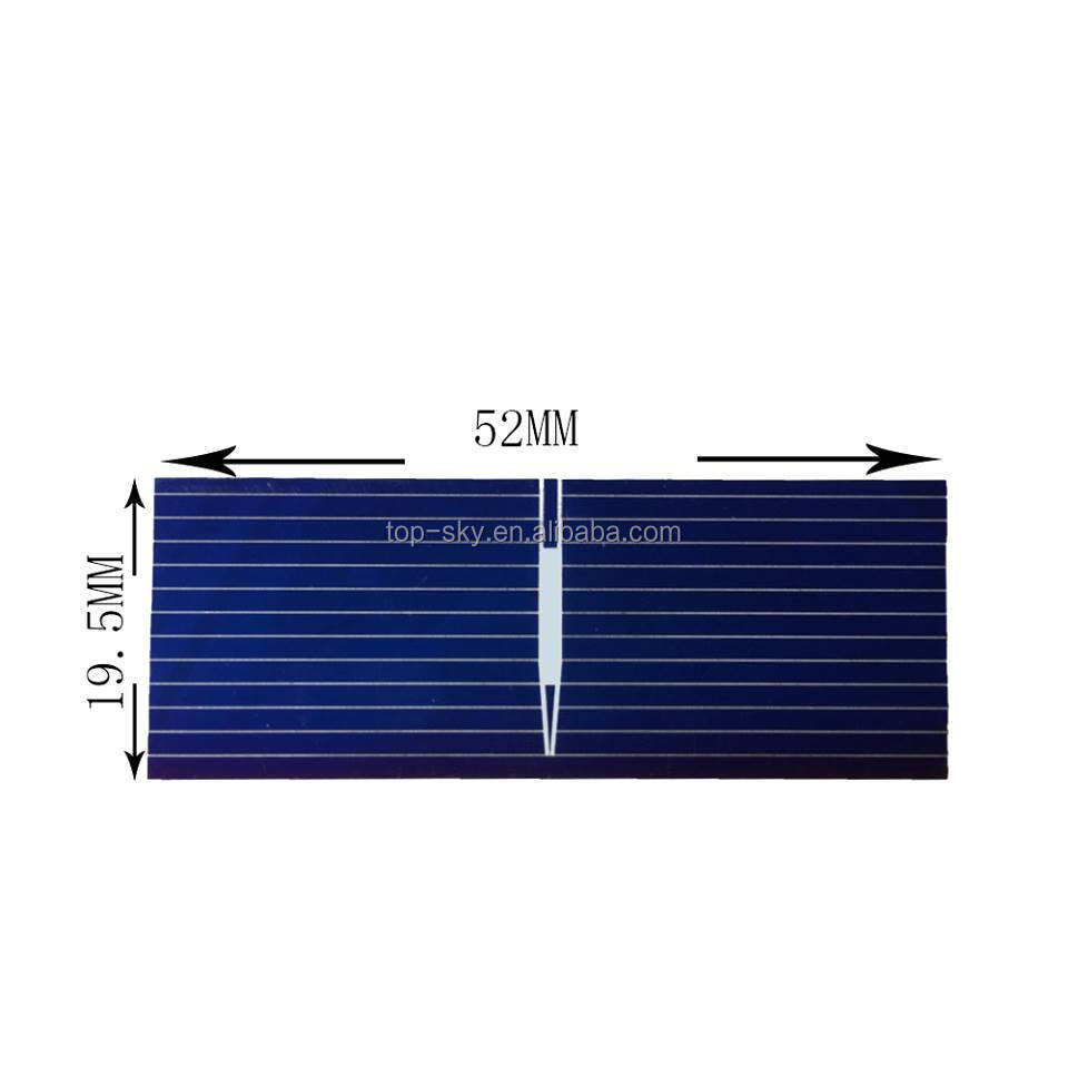 "Various customized solar cells 2"" 3"" DIY solar cells low price cutting solar cells small solar panel"