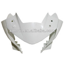 For HONDA CBR 250 2011-2012 CBR-250 ABS Wholesale ABS Unpainted Upper Front Fairing