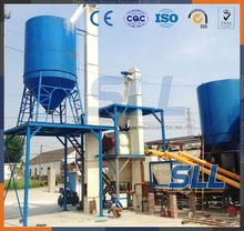 SINCOLA Latest Chinese product sincola full automatic ready mix batching and mixing plant export to Malaysia hot sale