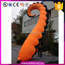 hot sale cheap custom giant inflatable octopus tentacle/ inflatable advertising/inflatable animal for advertising promotion