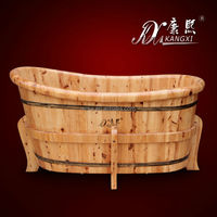 wooden bath steam hydro ozone therapy