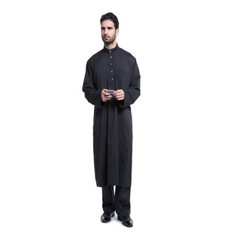 Latest Abaya Designs For Boys Daffah Thobe With Pant
