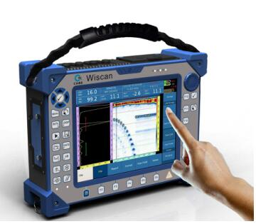Digital portable Phased array ultrasonic flaw detector