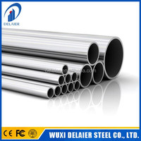 Flexible Stainless Steel 201 304 304l 316 Pipe/tube price list reasonable price