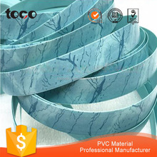 Good primer plastic chairs and tables pvc edge banding tape /pvc strips