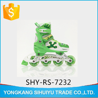 Children Flashing inline skates 4 wheel roller Skating