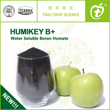 Natural Organic Fertilizer Water Soluble Potassium Humic Acid With Boron For Horticulture-TBIO HUMIKEY B+
