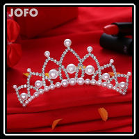 2015 Jofo Brand Hair Accessories Hair Jewelry Bridalhair Accessories Wedding Tiara Tiaras And crowns Bride Hair Accessories