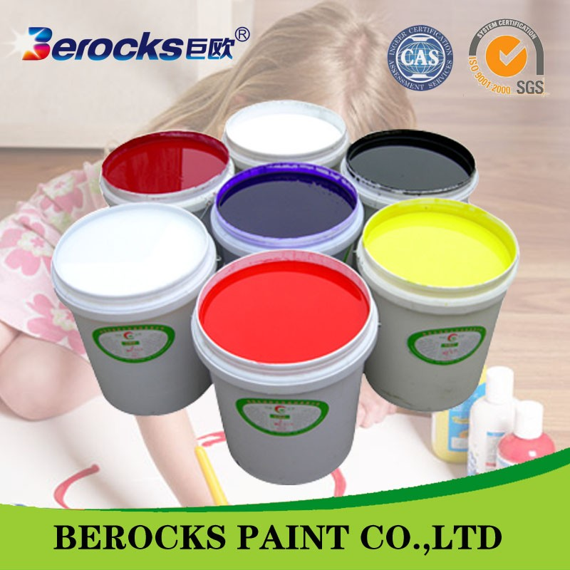 Non-toxic WaterColor Art Craft paint/plaster craft paint