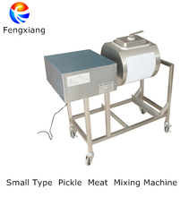 Industrail Chicken Marinating Machine Meat Mixing Mixer Equipment for making sausage