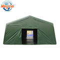 custom airtight inflatable medical military camping tent