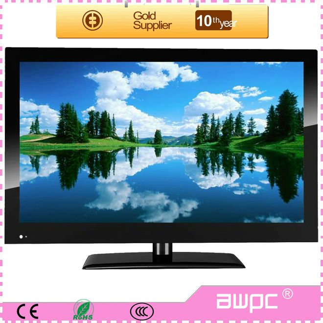 Ultra Slim design Stand/Wall Mouted 46 Inch Full HD LED TV 1080P with PC VGA AWTV-461