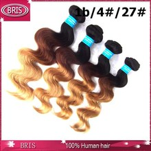 BRIS large stock cheap multi-colored hair extensions