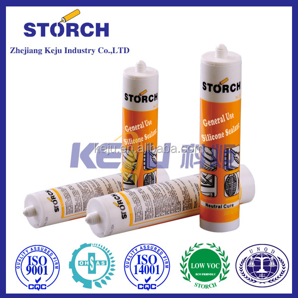 Storch A510 made in China one component acetic silicone sealant