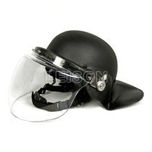 Bulletproof Helmet with Visor Kevlar or Tac-Tex Full protection for head with excellent performance
