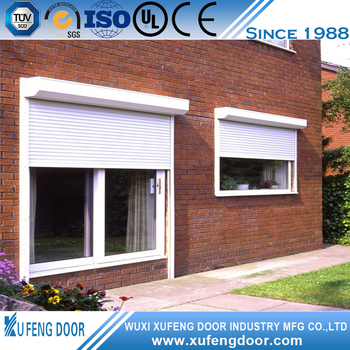 High Quality Modern Metal Roller Shutter