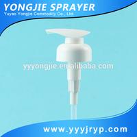 Wholesale Plastic Lotion Pump For Shower Bottle 24/410 ; 28/410