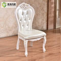 White Golden Silver Antique Royal Carved King Queen Throne Wedding Chairs for Bride and Groom