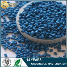 low temperature cold resistance pvc cable compound blue color masterbatch use