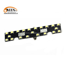Auto LED Festoon Interior Reading Light 5050 SMD 12V White Car Roof Dome Bulb Lamp For POLO