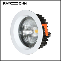 13W 3000k certification dimmable led downlight