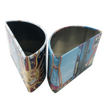 Wholesale 2-piece empty tin can empty tin packing