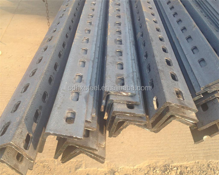 150x150 hot dip galvanized angle steel angle iron with holes
