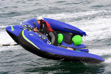 inflatable flying manta ray for water sport