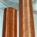 Professional High Quality Copper Wire Fabric Plain Woven Wire Mesh