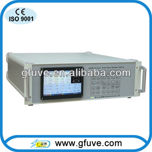 electrical testing and measurement instruments,IC Test / Software / IC Test S, GF303D Portable Three Phase Standard Power Source