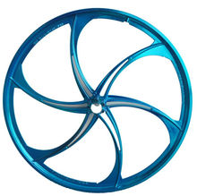 Sport Equipment Parts Best Price 100% Magnesium Alloy Uni-wheel For Mountain Bike Wheel Bicycle Rims