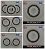 glass ball plastic deep groove ball bearing 6301